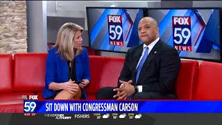 Download Dem Rep. Carson Attacks Jewish Group, Admits To Meeting With Anti-Semite Farrakhan Video