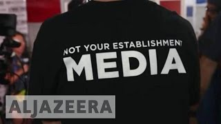 Download Normalising Trump: Behind a new media buzzword - The Listening Post (Lead) Video