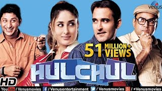 Download Hulchul | Hindi Movies 2016 Full Movie | Akshaye Khanna | Kareena Kapoor | Bollywood Comedy Movies Video
