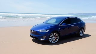 Download We Took the Tesla Model X on a Road Trip. Here's What We Found Out Video