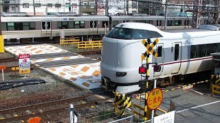 Download 踏み切り- The Worst Railway Crossing in Japan ! 40 min. closed !!! Video