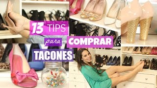 Download CÓMO COMPRAR LOS TACONES IDEALES + TIPS PARA EL CONFORT | What The Chic Video