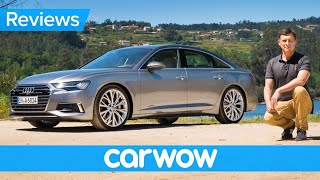 Download New Audi A6 2019 review – see why it's better than a BMW 5 Series and Mercedes E-Class! Video