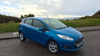Download 2015 Ford Fiesta EcoBoost review - Inside Lane Video