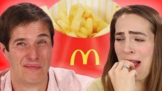 Download French People Try American McDonald's French Fries For The First Time Video