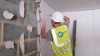 Download Dot and Dab Plasterboard Drylining Plastering by Namis Development Ltd Video