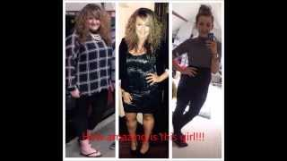 Download VLCD (Slim and Save) check in. + Megan's amazing weight loss 6 stone gone in 6 months! Video