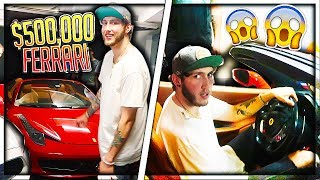 Download Surprising FaZe Banks with a NEW CAR (emotional) Video