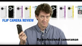 Download Flip Camera Review Video