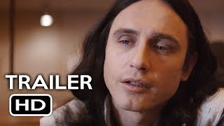Download The Disaster Artist Official Trailer #2 (2017) James Franco, Seth Rogan The Room Movie HD Video