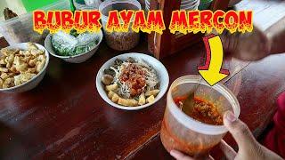 Download BUBUR AYAM MERCON, SEPERTI NYA MASIH JADI YANG PERTAMA DI JOGJA Video