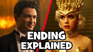 Download CHILLING ADVENTURES OF SABRINA Season 2 Ending Explained + Season 3 Theories Video