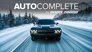 Download AutoComplete: Dodge finally gives the 2017 Challenger all-wheel drive Video