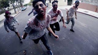 Download Skater Vs Zombies POV Video