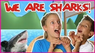 Download I Become a Shark with Ronald! Video