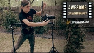 Download Cinematography Tutorial: Dramatic Camera Slider Moves Video