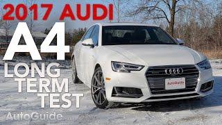 Download 2017 Audi A4 Long-Term Test Introduction Video