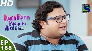 Download Kuch Rang Pyar Ke Aise Bhi - कुछ रंग प्यार के ऐसे भी - Episode 188 - 17th November, 2016 Video