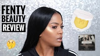 Download Fenty Beauty by Rihanna Review & First Impressions Video