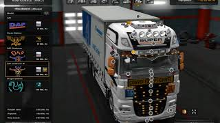 Download [ETS2]Euro Truck Simulator 2 DAF XF 105 by vad&k (1.28.x) Video