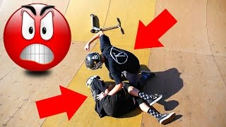 Download INSANE SKATEPARK FIGHT! *FACE PUNCH* Video