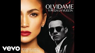 Download Jennifer Lopez, Marc Anthony - Olvídame y Pega la Vuelta (Audio) Video