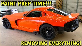 Download Rebuilding A Wrecked 2014 Dodge Viper TA ″TIME ATTACK″ PART 14 Video