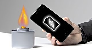 Download How To Charge Your Phone With Fire! Video