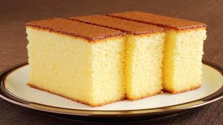 Download Sponge Cake without Oven || Basic Plain & Soft Sponge cake || w/ Eng. Subtitles Video