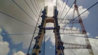 Download Chạy xe trên Cầu Vàm Cống Video