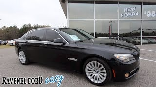 Download Here's a 2012 BMW 750li Xdrive Review - Was New $90,000 Now $22,980 Video