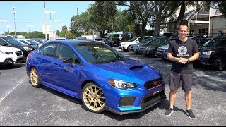 Download Should I trade in my Focus RS for a 2018 Subaru WRX STI Type RA? Video