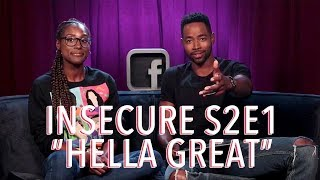 Download Insecure Season 2 Episode 1 ″Hella Great″ Discussion | Issa Rae x Jay Ellis Video