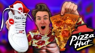 Download Pizza Hut Made Smart Shoes? Video