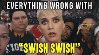 Download Everything Wrong With Katy Perry - ″Swish Swish″ Video