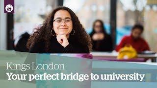 Download Kings London - Your Perfect Bridge to University Video