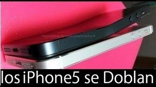 Download Noticia Los iPhone 5 Se Doblan por la Mitad Video