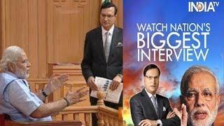 Download Narendra Modi in Aap Ki Adalat (Full Interview) Video