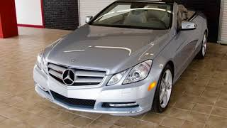 Download 2013 Mercedes-Benz E 350 for sale in FORT MYERS, FL Video