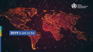 Download WMO Provisional Statement on the State of the Global Climate in 2019 - English Video