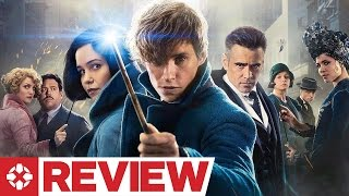 Download Fantastic Beasts and Where To Find Them (2016) Review Video