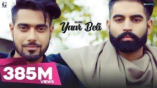 Download Yaar Beli : Guri Ft. Deep Jandu | Parmish Verma | Latest Punjabi Songs | Geet MP3 Video