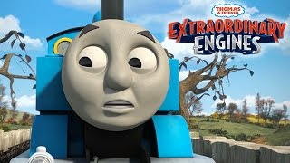Download What's Making That Strange Noise On Sodor? | Extraordinary Engines | Thomas & Friends Video