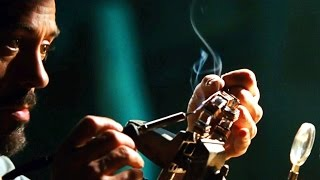 Download Tony Stark Builds Miniature Arc Reactor (Scene) - Iron Man (2008) - Movie CLIP HD Video