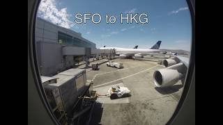 Download San Francisco to Hong Kong in 2 minutes Plane Flight Time Lapse Video