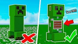 Download 🔥 (Minecraft) แข่งสร้างครีปเปอร์ทรงพลัง!! - BuildBattle Ft.Ken | VictoryCast Video