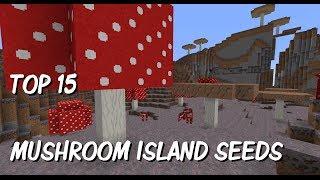 Minecraft 1 12 Seed: 14 DIAMONDS, MUSHROOM ISLAND BIOME, NPC VILLAGE