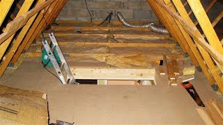 Download What This Guy Does To His Wasted Attic Space Is Astounding You Have to See It Video