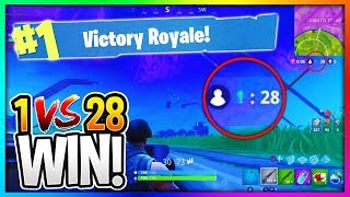 Download 6 of The Craziest 50 Vs 50 Battles You Won't Believe Happened in Fortnite: Battle Royale! Video