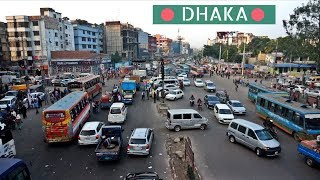Download DHAKA, BANGLADESH | The Most Densely Populated City in the World Video
